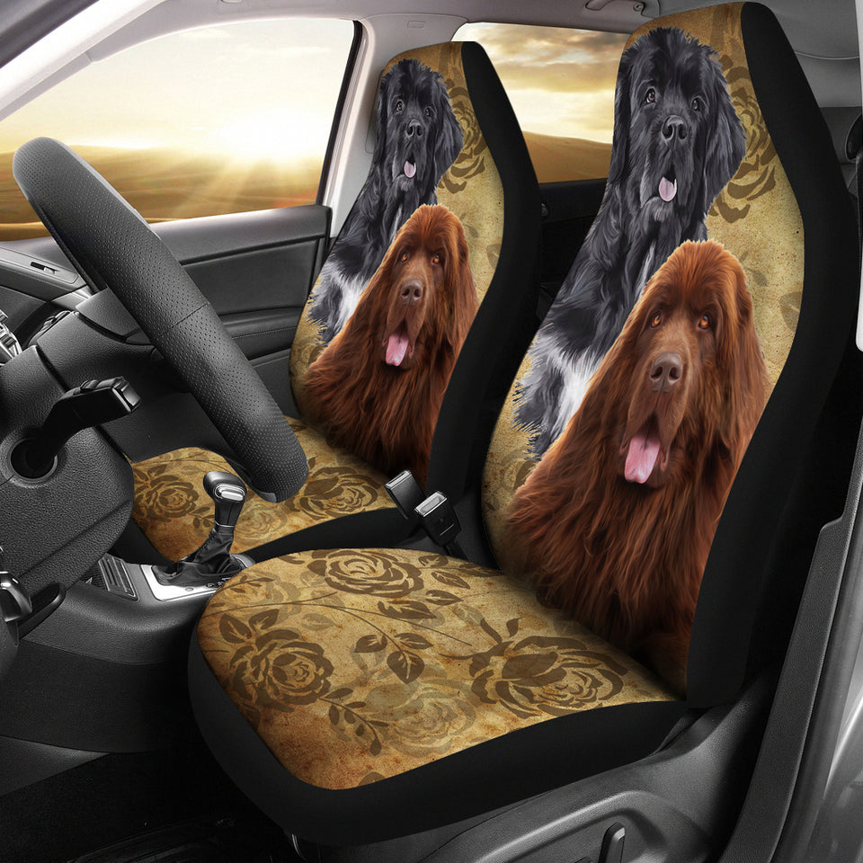 Newfoundland Car Seat Covers (Set of 2) - JaZazzy