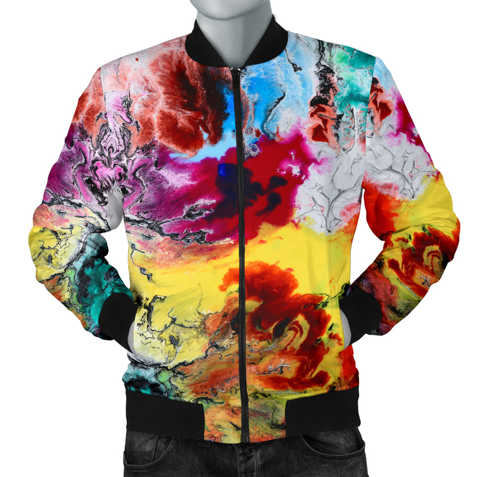 Cosmic Color Collection Bomber - JaZazzy
