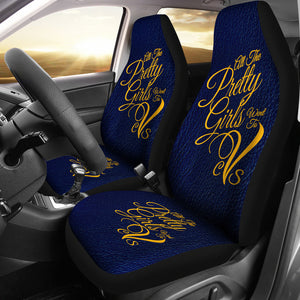CVS-Pretty Girls, Car Seat Cover 001 - JaZazzy