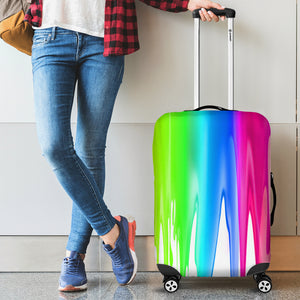 WATER COLOR LUGGAGE COVER - JaZazzy