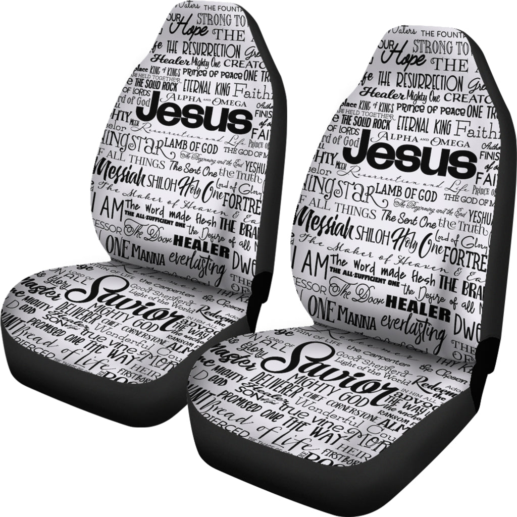 Names of JESUS -2 Grey_Black - JaZazzy