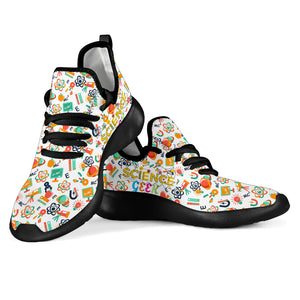 Science Geek Women's Sneakers - JaZazzy