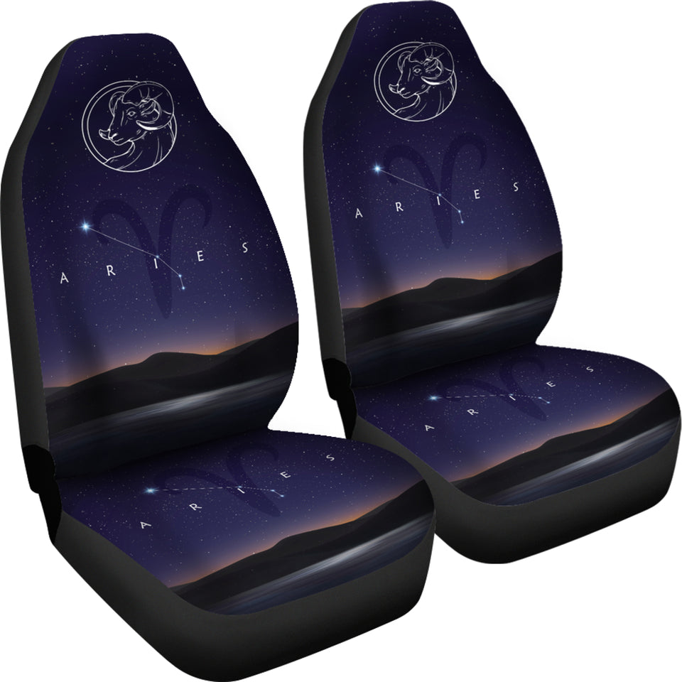 JZP Aries Nite Car-Suv Seat Cover - JaZazzy