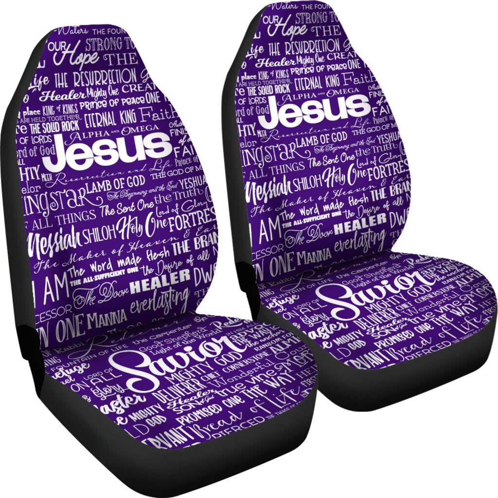 Names of JESUS -2  Purple_White - JaZazzy