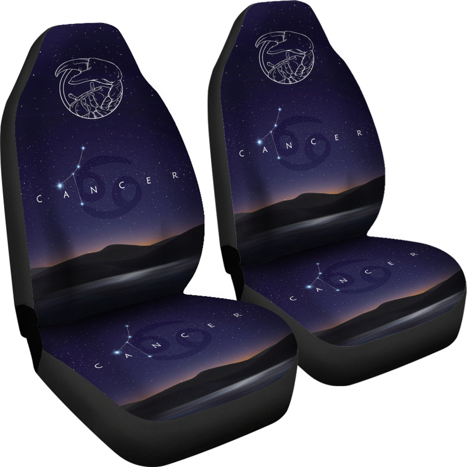 JZP Cancer Nite Seat Cover - JaZazzy