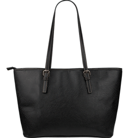 Lane Tech Alumni LG Leather Tote - JaZazzy