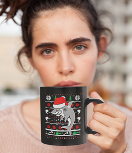 Sharknado Christmas Mug