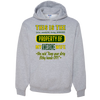 Adult Hoodie_Property of Awesome Wife_GB_Athletic Heather - JaZazzy