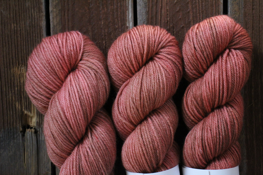 Sunset - Worsted