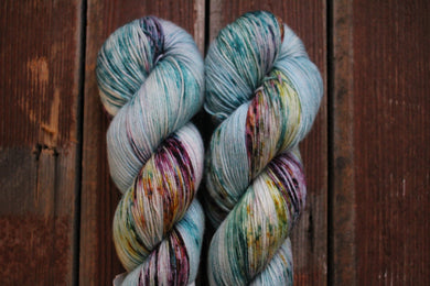 Sweet creek- Simple Sock