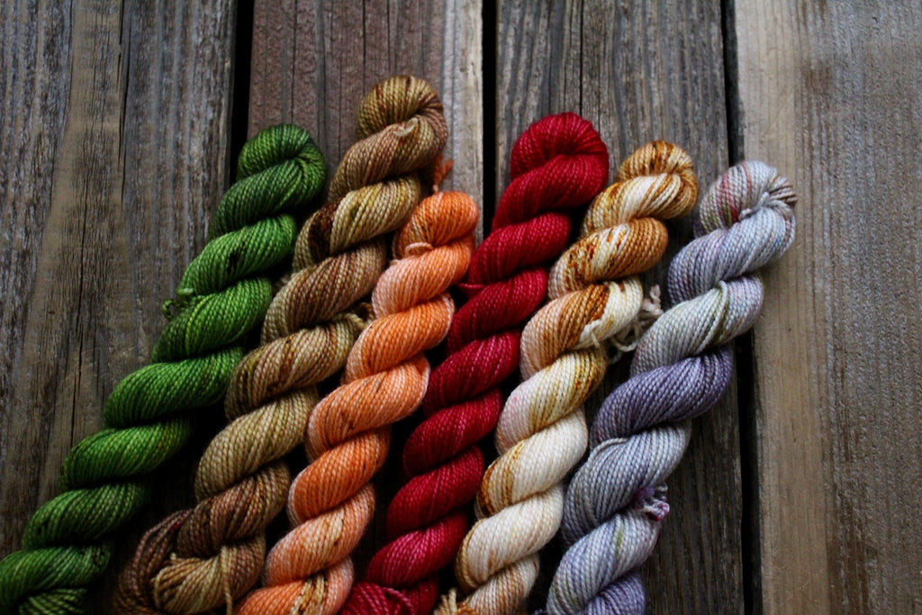 Holiday Dinner Mini Skein Bundle