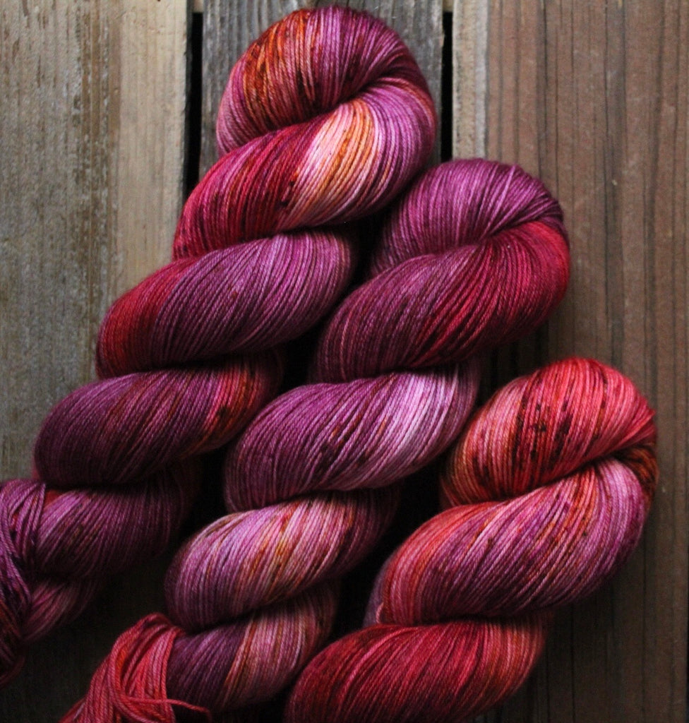 Heirloom Tomato - Simple Sock