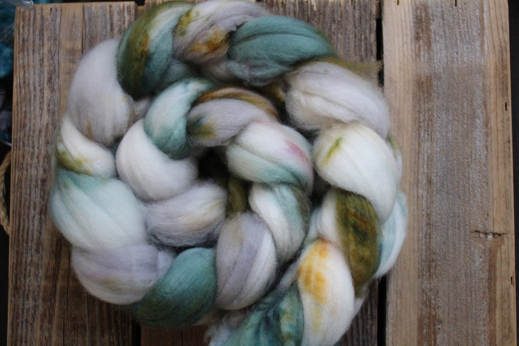 Wolf Eggs - SW Merino Roving Combed Top
