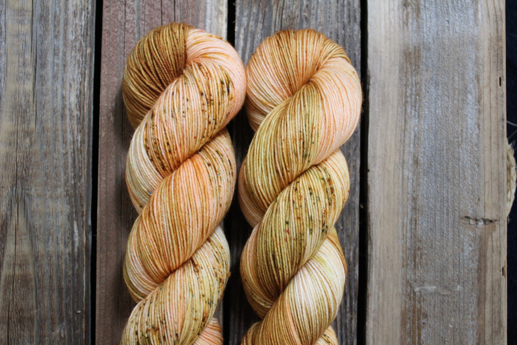 Muskmelon - Simple Sock