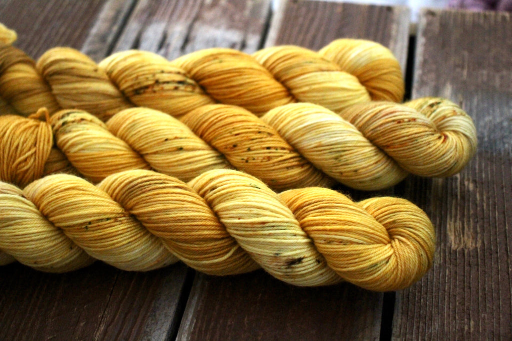 Citrine - Simple Sock