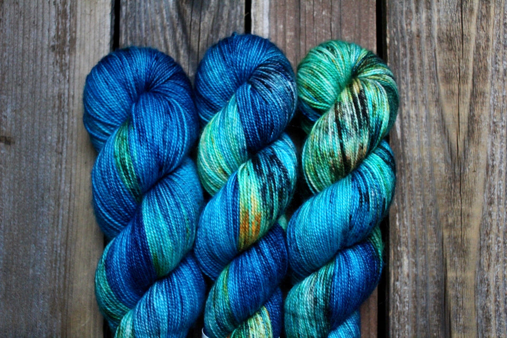 Pipevine Swallowtail - Twist Sock