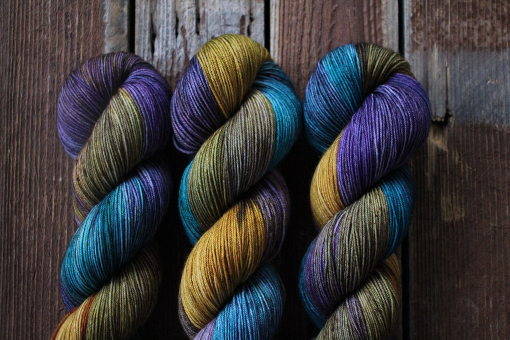 Wallowa - Simple Sock