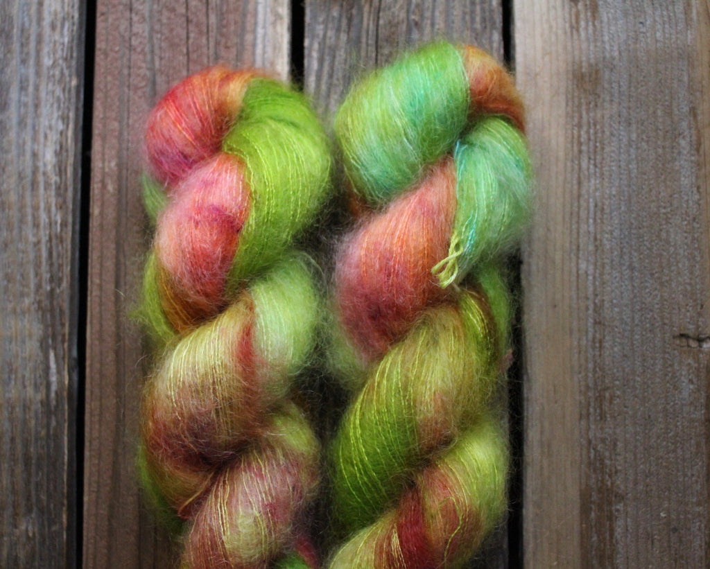 Rainbow Chard - Kid Mohair