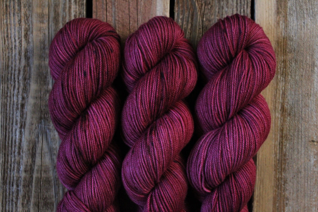 Plum  - Non Superwash Sport