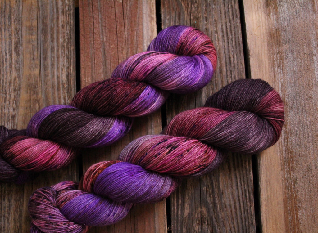 Dark Crystal - Simple Sock