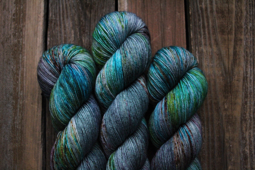 Crick Water - Simple Sock
