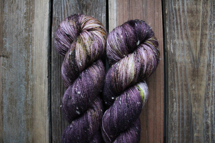 Elderflower - Tweed Fingering