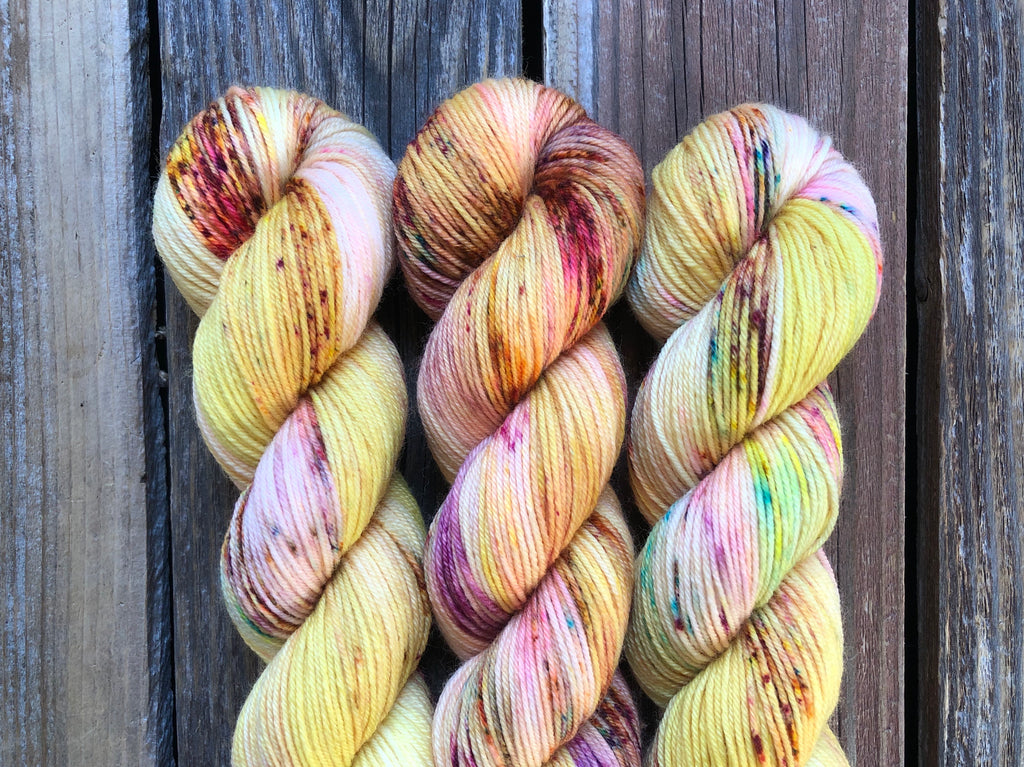 Havana Banana - 50g Simple Sock