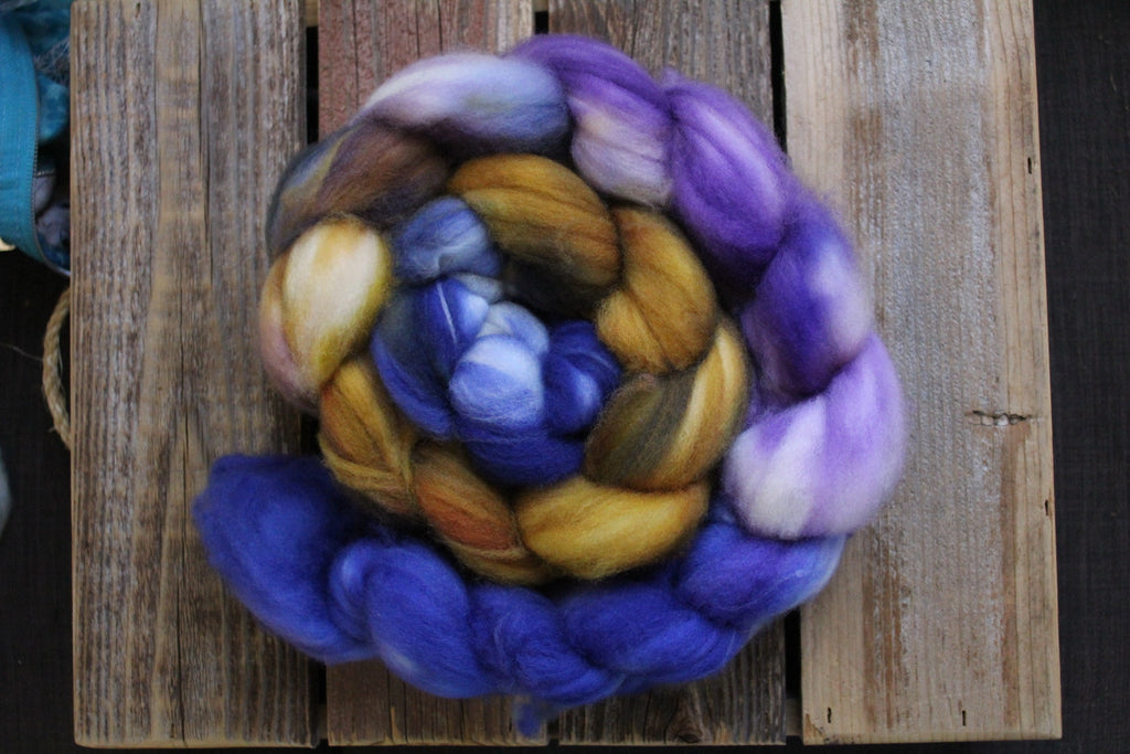 Secret Kingdom - SW Merino Roving Combed Top