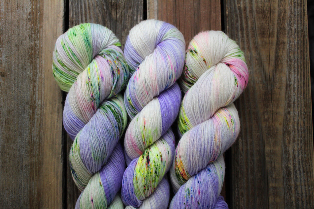 Crocus - Simple Sock