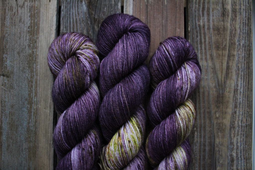 Elderflower - Simple Sock