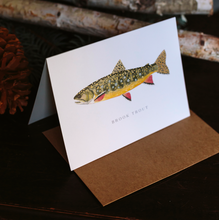 Trout Greeting Cards