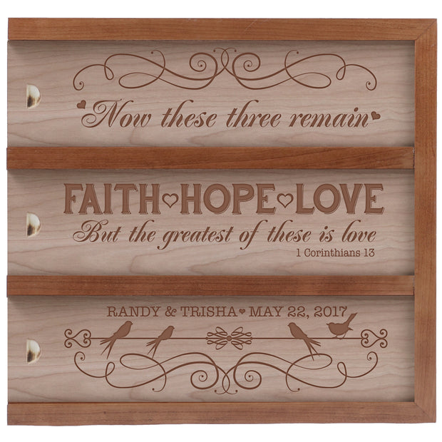 Faith, Hope, and Love (Triple Slot)