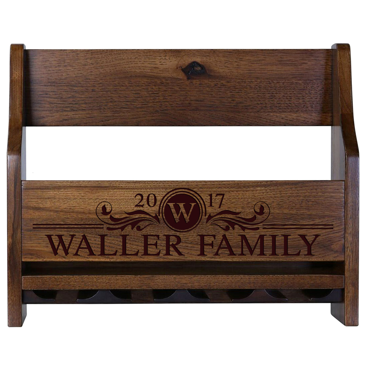Our Family (Wine Rack)