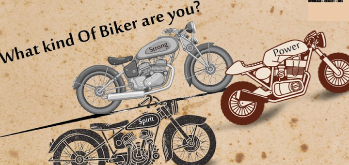 What Kind of Biker Are You?