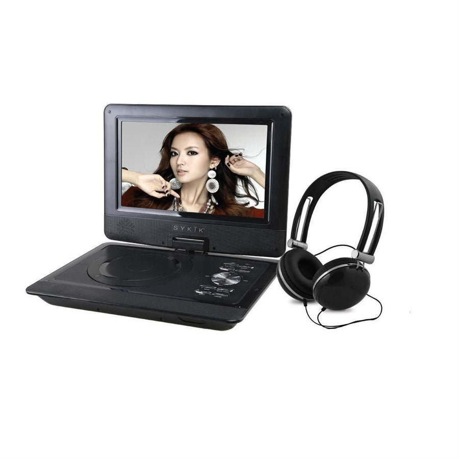 10.1'' Inch All multi region zone free HD swivel portable DVD player SYDVD0116 - SYKIK