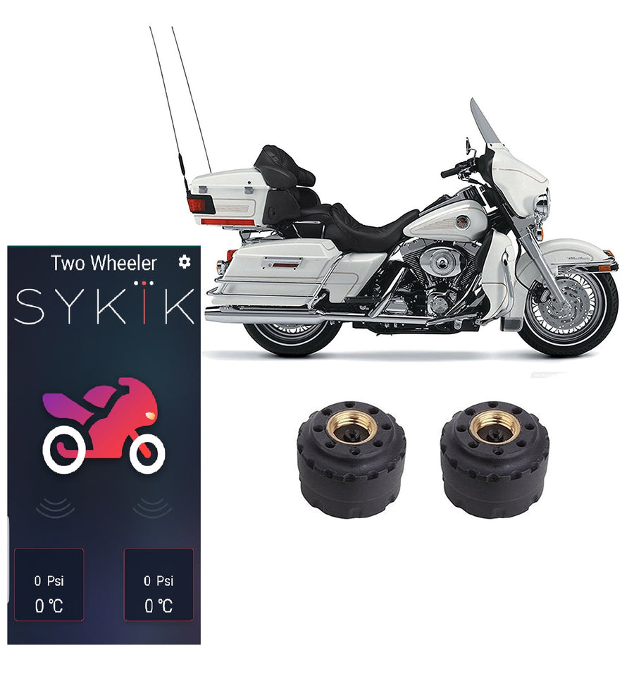 SRTP210 Bluetooth Tire Pressure Monitoring