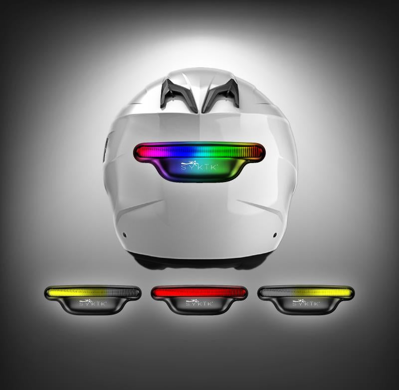 SRHL5 WIRELESS HELMET BRAKE LIGHT FOR MOTORCYCLE SAFETY