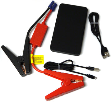 Sykik Rider SRJS250, Jump starter for motorcycles and cars - SYKIK