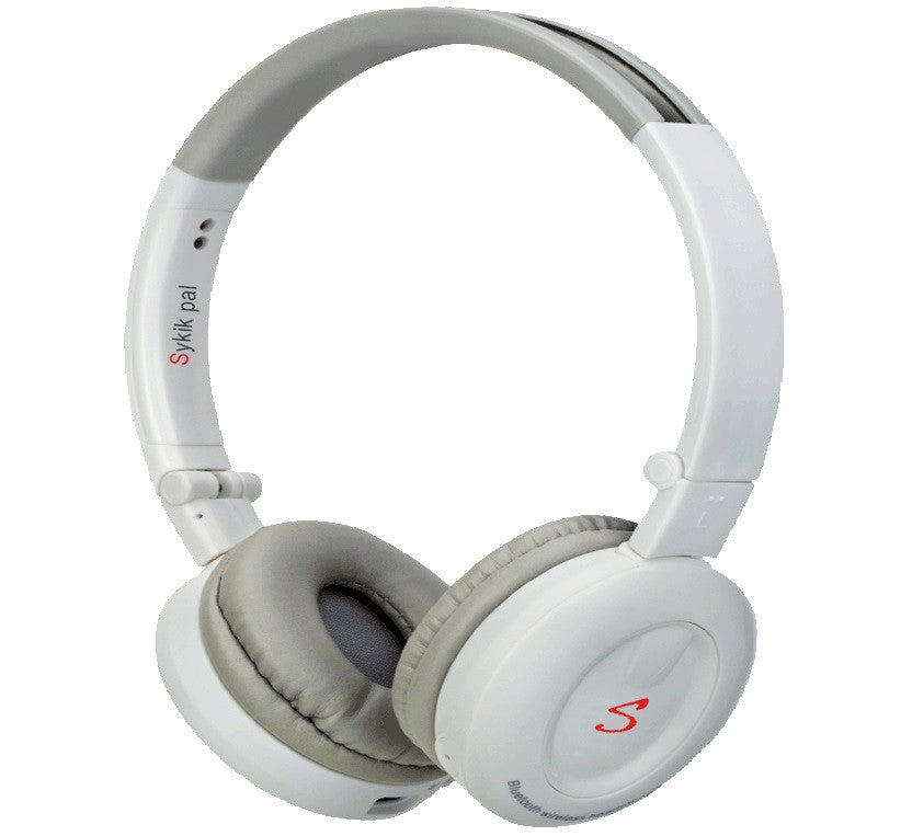 Bluetooth Stereo Headphone With Built-In Microphone HP0201BK - SYKIK