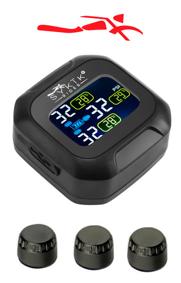 SRTP670 3 wheeler TPMS with display
