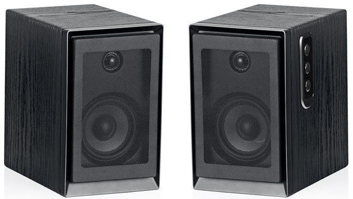 Powered Monitor Speakers W/High Definition (HD) Sound SP2551BT - SYKIK