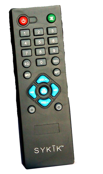 Remote control for assorted Sykik Sound models - SYKIK