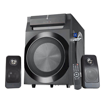 Bluetooth Powerful 210W RMS with 8