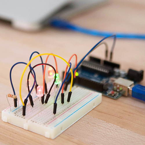 Beginner Microcontrollers: Controlling Lights