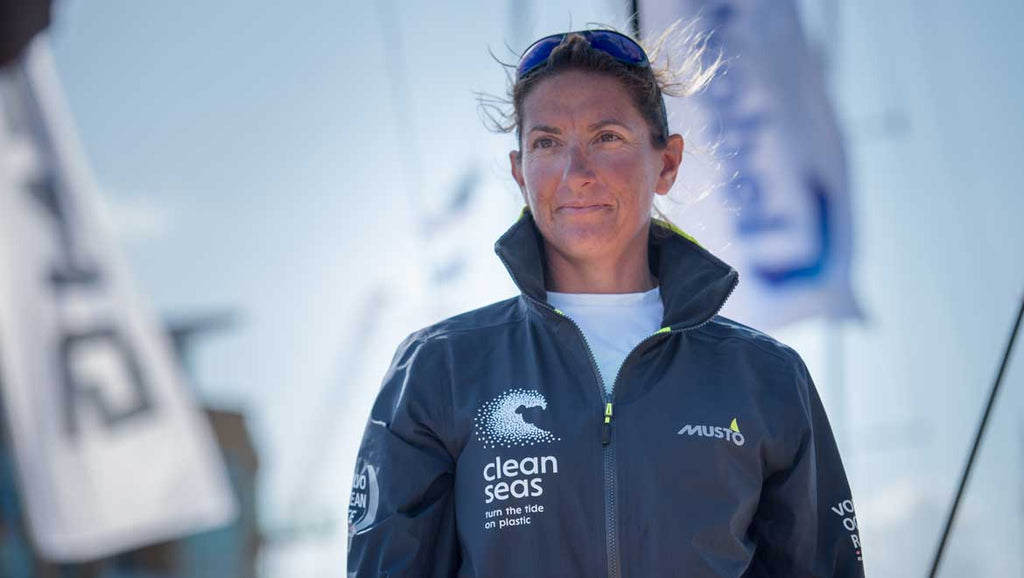 DEE CAFFARI MBE ON THE VOR 2017