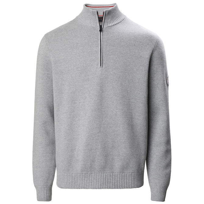 MILANO ½ ZIP NECK KNIT