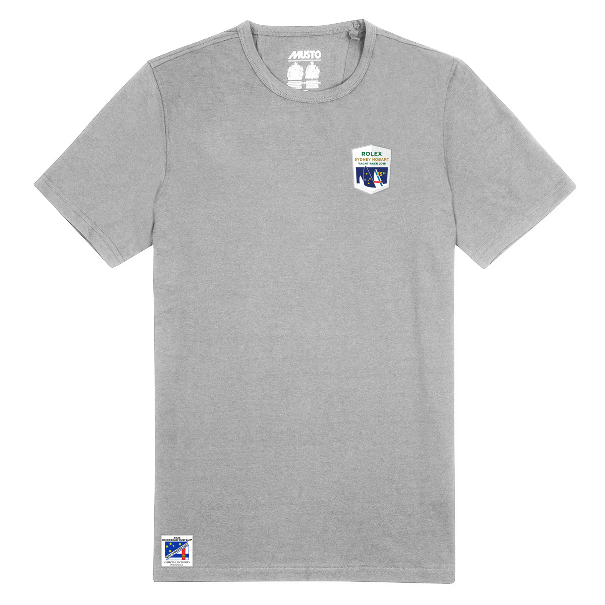 MUSTO ESSENTIAL MAP T SHIRT