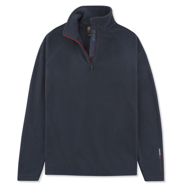 WOMEN'S CREW 1/2 ZIP MICROFLEECE