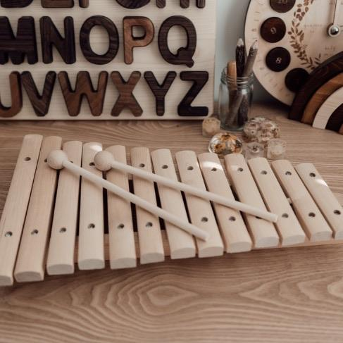Children Of The Trees Natural Xylophone