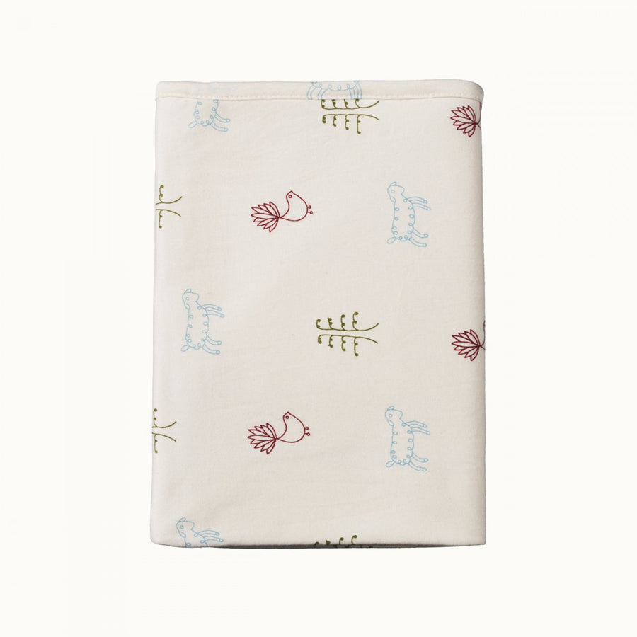 Change Pad Nature Baby Print